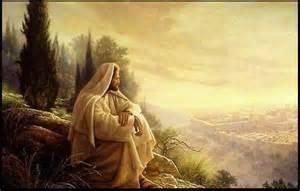 WP jesus praying