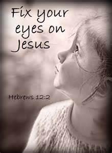 WP eyes on Jesus