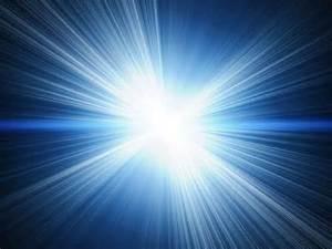 WP flash of light
