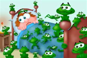 WP frogs