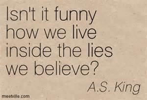 WP lies we believe