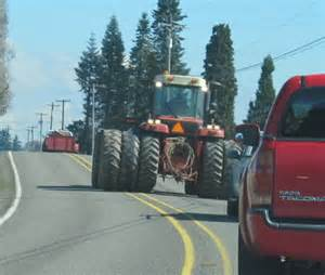 WP following tractor