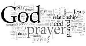 WP prayer words