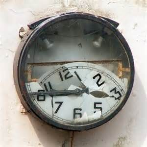 WP broken clock