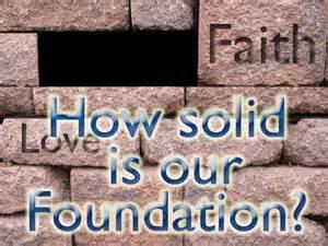 WP faith foundation