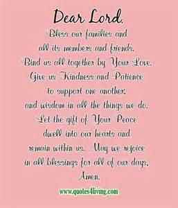 SP bind us prayer