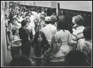 WP HS crowded halls