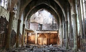 WP 3-2 abandoned church