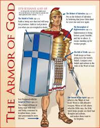 WP Neh 4-6 armour of god