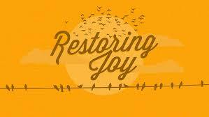 Neh 8-5 restore joy